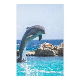 Bottlenose Dolphin Stationery