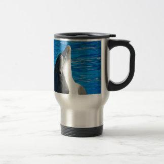 Bottlenose Dolphin Travel Mug