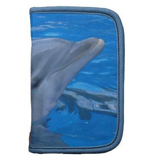 Bottlenose Dolphin  Wallet Folio Folio Planner
