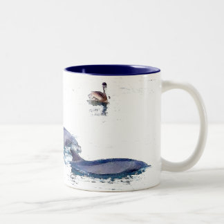 Bottlenose Dolphins Mug