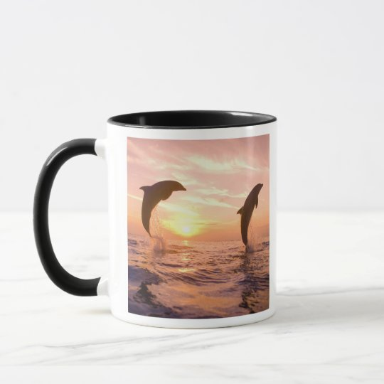 Bottlenose Dolphins Tursiops truncatus) 8 Mug