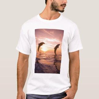 Bottlenose Dolphins Tursiops truncatus) 8 T-Shirt