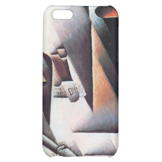 Bottles and Knife, by Juan Gris iPhone 5C Cases