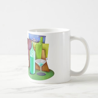 bottles coffee mug