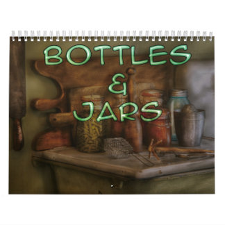 Bottles & Jars Calendar