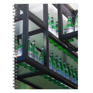 Bottles on the Wall Notebook