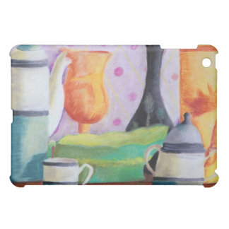 Bottlescape II - Abstract Alice Tea Party iPad Mini Covers