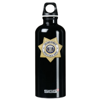 Bottleworks Aluminum Water Bottle24 oz_Guard Force Water Bottle