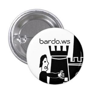 Bottom Bardo WS Pin Redondo De 1 Pulgada