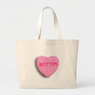 Bottom Candy Heart Bags