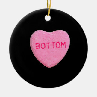 Bottom Candy Heart Ornaments