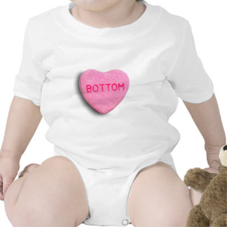 Bottom Candy Heart Tshirt