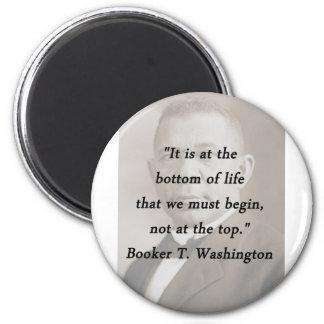 Bottom Of Life - Booker T Washington Magnet