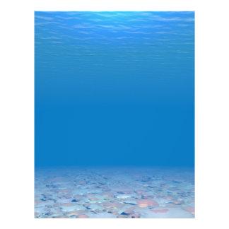 Bottom of The Sea Flyer