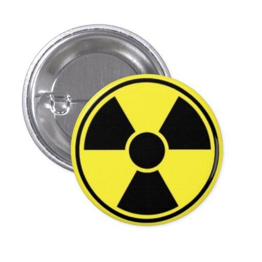 Bottom Toxic Pin Redondo 2,5 Cm