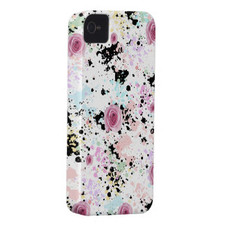 bottom with roses iPhone 4 Case-Mate case
