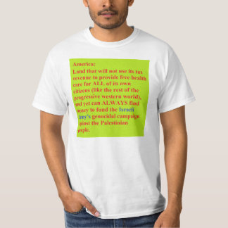 Bottomless Pockets for Genocide T-Shirt