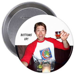 Bottoms up! button