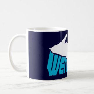 """""""Bottoms UP"""" Mug"""
