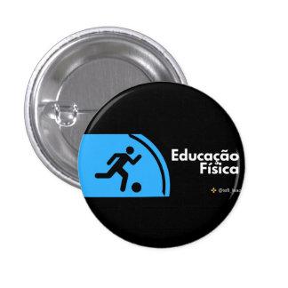 Botton - Physical Education Pinback Button