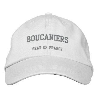 BOUCANIERS, engranaje de Francia Gorro Bordado