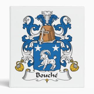 Bouche Family Crest Binder