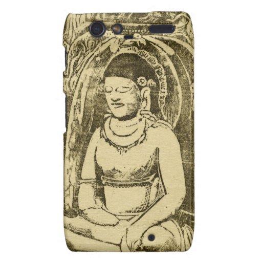 Bouddha (Buda) por Paul Gauguin Droid RAZR Funda