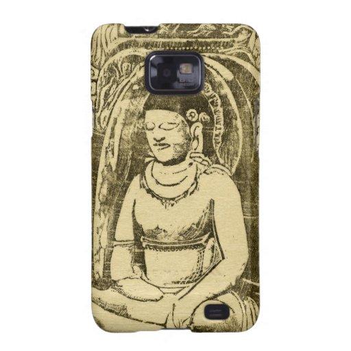 Bouddha (Buda) por Paul Gauguin Samsung Galaxy S2 Fundas