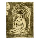 Bouddha (Buda) por Paul Gauguin Postal