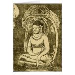 Bouddha (Buda) por Paul Gauguin Tarjeta De Felicitación