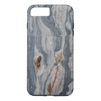 Boudinaged Limestone Rock Texture Print iPhone 8 Plus/7 Plus Case