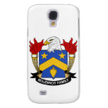 Boudinot Family Crest Samsung Galaxy S4 Cases