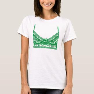 Boudoir Green T-Shirt