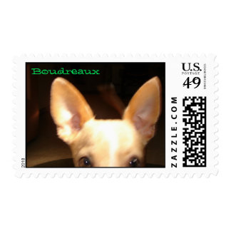 Boudreaux Postage Stamp
