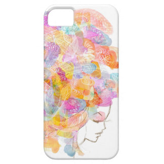 Bouffant 2 - phone case by stephanie corfee iPhone 5 case