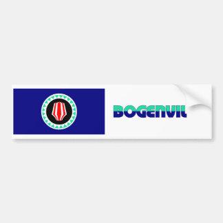 Bougainville Autonomous Region, PNG Bumper Sticker