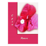 Bougainvillea Blossom Invitation