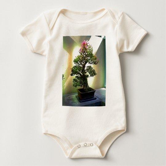 Bougainvillea Bonsai Tree Baby Bodysuit