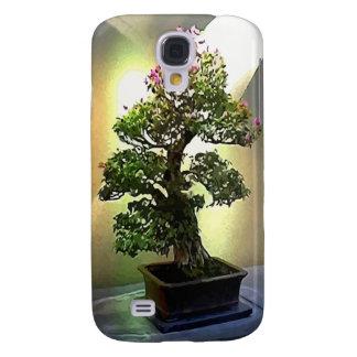 Bougainvillea Bonsai Tree Samsung Galaxy S4 Cover