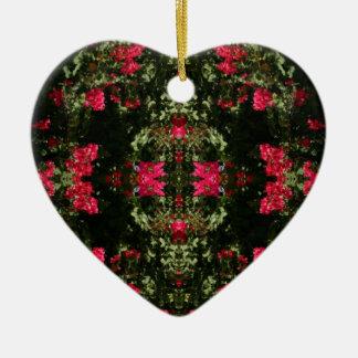 Bougainvillea design by Admiro Ceramic Ornament