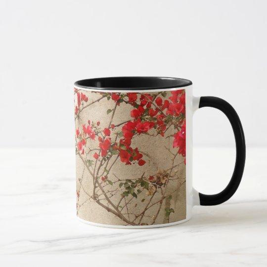 Bougainvillea Flowers Mug