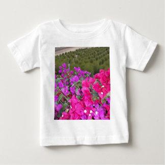 Bouganvillea field baby T-Shirt