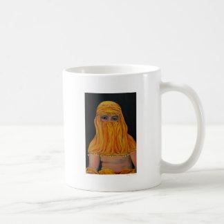 Bougeareau in a Burka Coffee Mug