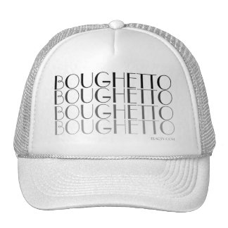 BOUGHETTO hat