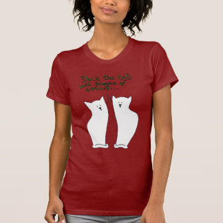 Boughs of Catnip Shirt (customizable)