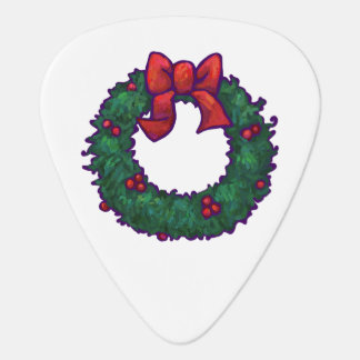 Boughs of Holly Guitar Pick