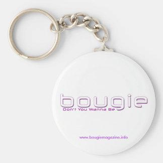 Bougie Keychain