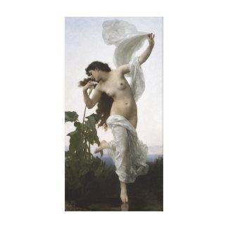 Bouguereau Aurore Dawn Canvas Print