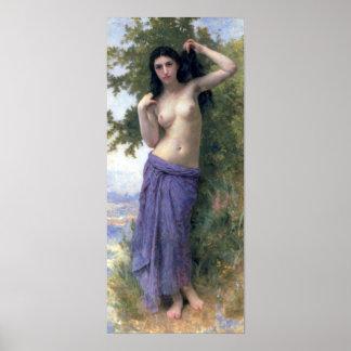 Bouguereau - Beaute Romane Poster