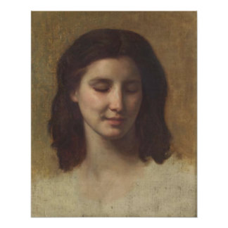 Bouguereau - d Augustine de Etude de Tête Impresiones